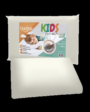 Travesseiro Kids NASA - Capa 100% Algodão - 45x65cm - Duoflex