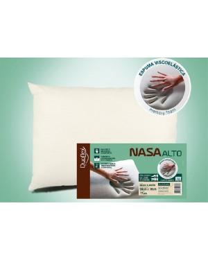 Travesseiro NASA Alto Viscoelástico - 50 x 70 cm - Duoflex